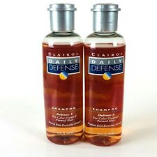 Clairol Daily Defense Shampoo Defense 3 for Colored Permed Hair (2) 13.5 fl oz
