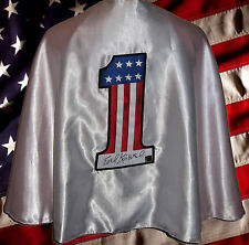 Evel Knievel American Icon Autographed Fullsize America Usa Cape Asi Proof