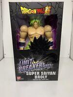 Dragon Ball Super - Limit Breaker Super Saiyan Broly Movie Figure - Bandai