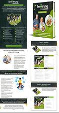 Ernährung für Erwachsene - Gesund und Fit - eBook, PLR Lizenz Komplettpaket