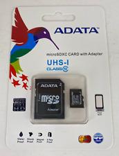 Adata 8GB Micro SDHC Card TF Class 4 Samsung Nintendo Switch Android USA Seller