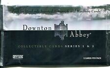 Downton Abbey Seasons 1 & 2 Factory Sealed Hobby Packet / Pack