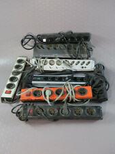 8 Stück Profi Industrie Qualität Steckdosenverteiler Steckdosenleiste #30366