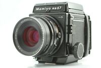 【ALMOST MINT】 Mamiya RB67 PRO S , Sekor C 90mm f3.8 , 120 Film Back From JAPAN