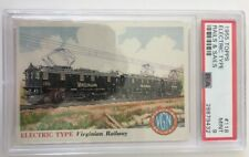 PSA 9 1955 Topps Electric Type Rails & Sails #118 MINT