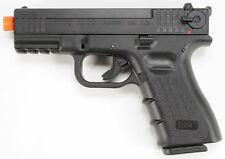 WG Licensed ISSC M22 G-19 CO2 Airsoft Blowback Pistol - Black