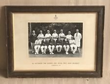 2nd Battalion The Queens Own Royal West Kent Regiment - 1932 Cricket Team Photo