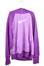 Nike Girls Activewear Hoodies Xl Purple Polyester