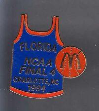 RARE PINS PIN'S .. MC DONALD'S RESTAURANT NCA FLORIDE BASKET BALL 94 ~13