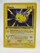 Pokemon Card - 1st Edition Pikachu 70/111 - Neo Genesis - NM/MT Condition