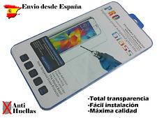 Protector pantalla para WIKO SLIDE cristal templado anti-huellas