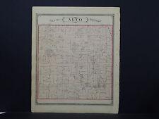 Wisconsin, Fond du Lac County Map 1874, Alto Township J20#63