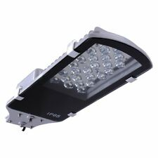 24W LED Road Street Flood Light Garden Spot Lamp Head Outdoor Yard White IP65