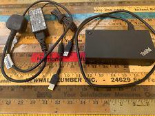 Lenovo ThinkPad USB 3.0 Pro Dock Type 40A7 Docking Station