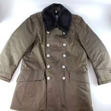 Nylolite By Blauer Mens Parka Jacket Brown Vintage 3/4 Length 40S