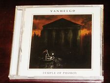 Vanhelgd: Temple Of Phobos CD 2016 Dark Descent Records DDR161CD Jewel Case NEW