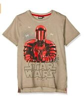 00216 Star Wars Boys Troopers Short Sleeve T-Shirt 12-13 Years RRP£22