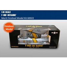 Merit 60022 1:18th scale F-86 Sabre Factory finished model Kit