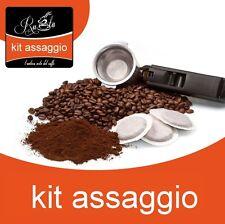 RUOTA Caffè: KIT ASSAGGIO 12 CIALDE ese 44mm TUTTI I GUSTI DISPONIBILI
