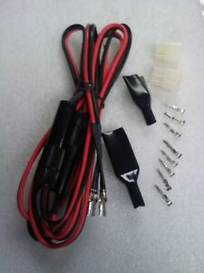 Power Cord - Dual Fused 10 guage wire for RCI 2970, and many more -