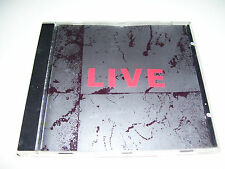 Red Hot Chili Peppers - LIVE * RARE 4 TRACK LIVE CD  1991 *
