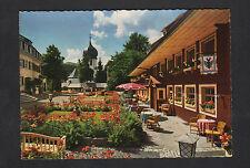 """HINTERZARTEN / Schwarzwald (ALLEMAGNE) HOTEL """"ADLER"""" animé"""