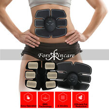 Abdominal Exercisers Muscle Training Gear ABS Fit Pad Body Fit Toning Belts Home
