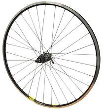 700c posteriore Shimano 105 32h Strada Bicicletta Mavic Nero Cerchio Open Pro & Raggi Ruota