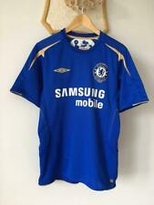 FC CHELSEA 2005 2006 HOME FOOTBALL SOCCER SHIRT JERSEY UMBRO 100 YEARS CENTENARY