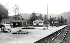 Strathyre Railway Station Photo. Callander - Kinghouse. Balquhidder Line. (3)