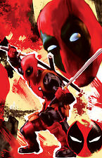 Deadpool 11 x 17 High Quality Poster