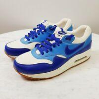 NIKE Mens Air Max 1 Vintage Sneakers Shoes  Size EUR 39 or UK 5.5 / US 8