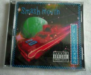 CD  SMASH MOUTH   Fush Yu Mang (20th Anniversary Edition)