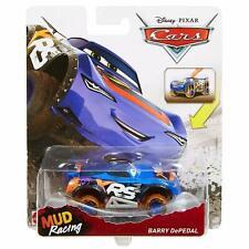 Disney Cars XRS Mud Racing Barry DePedal