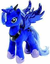 "TY My Little Pony 41183 Princess Luna Sparkle Beanie Babies Collection 9"" NEW"