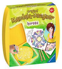 Ravensburger Creation Mandala Designer Mini Horses 29986