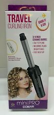 Conair Travel Smart Thermacell Ceramic Curling Iron, 3/4 Inch