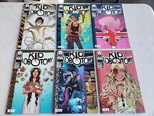 Kid Lobotomy #1-6 RI Variants IDW