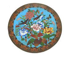 Grandes Esmalte Plato Um 1900 Japón