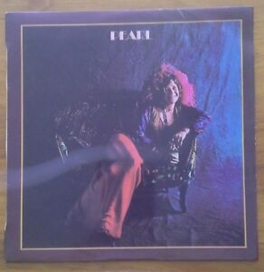 (JANIS JOPLIN / FULL TILT BOOGIE-Pearl )-NEW ZEALAND/ORIGINAL 1ST PRESSING-B1-LP