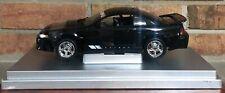 ERTL ELITE 2004 Ford Mustang Saleen S281 Coupe Black BRAND NEW RARE RARE 1:18