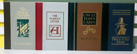 Lot of 4x Reader's Digest Vintage Hardcover Classics Books!