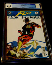 FLASH REBIRTH #1 CGC 9.8 *1st APPEARANCE AUGUST HEART & 1st GODSPEED CAMEO* DC