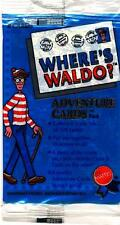 Where's Waldo Adventure Trading Card Pack