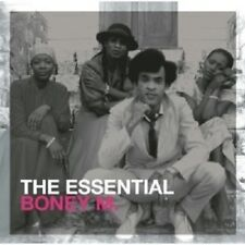 "BONEY M. ""THE ESSENTIAL BONEY M."" 2 CD NEUF"