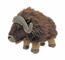 Musk Ox Plush, Stuffed Animal, Plush Toy, Gifts for Kids, Cuddlekins 12 Inches