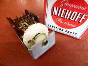 1965 Comet Fairlane Ford Mercury Headlight Switch NORS
