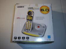 Uniden EZi 2996 Loud & Clear Cordless Phone Digital Dect 6.0 Large Display