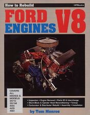 How to Re Build Ford V8 Engines 351 C 351 M 400 429 460 WORKSHOP REPAIR MANUAL