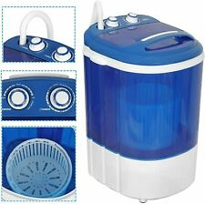 Portable Washing Machine W/Spin Dry For Small Space RV Camp Apartment Travel